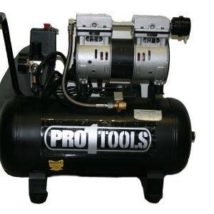 """Kompressori 1100w """"hiljainen-malli"""" Pro1tools"""
