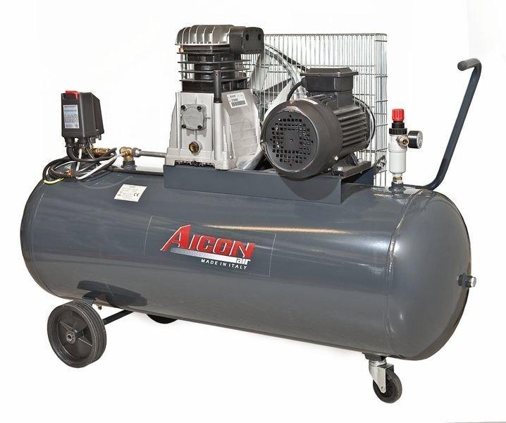 Kompressori 150l / 4hp / 400v Aicon Air