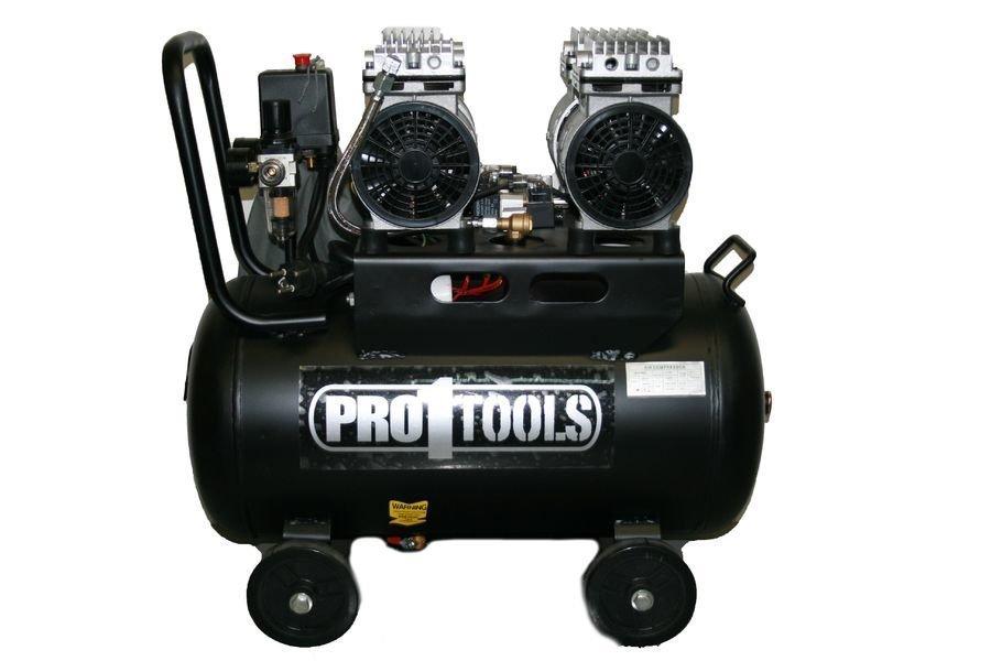 """Kompressori 1600w """"hiljainen-malli"""" Pro1tools"""