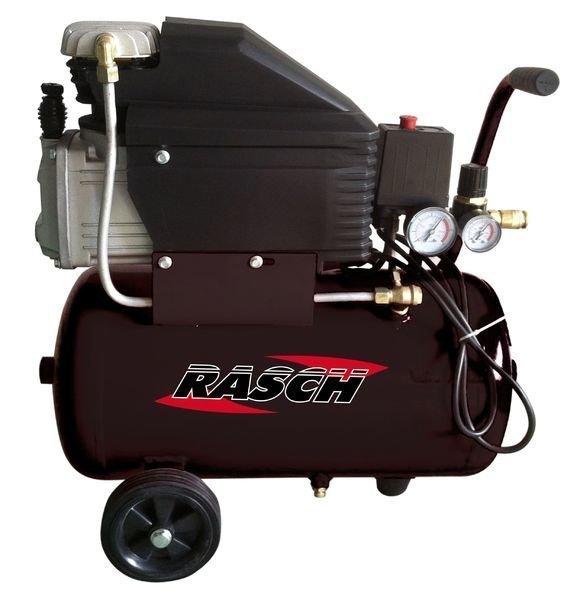 Kompressori 2 Hp / 24l Säiliöllä Rasch