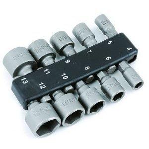 Konehylsyväänninsarja 10-Os 4-13mm