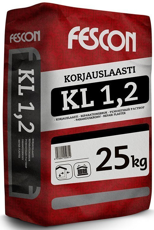 Korjauslaasti Fescon KL 1