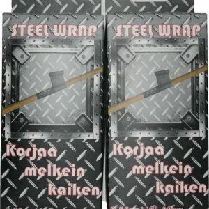 Korjausteippi Steel Wrap 2