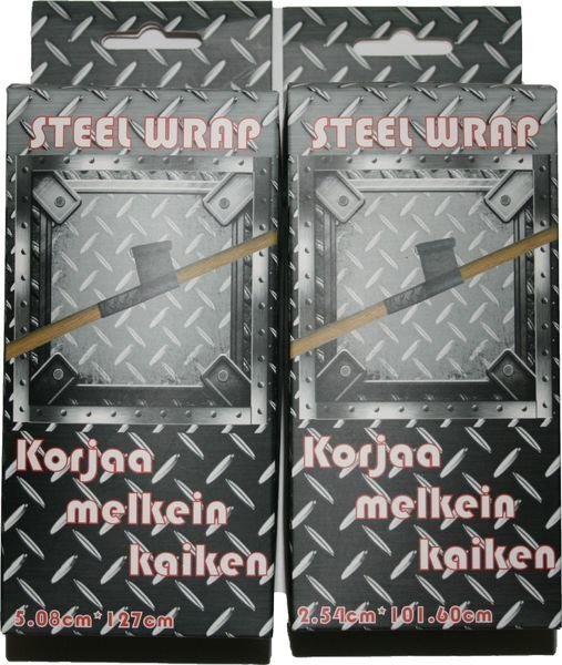 Korjausteippi Steel Wrap 5