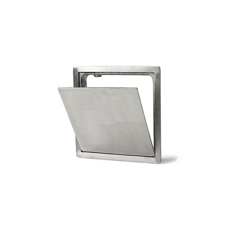 Korvausilmaventtiili 102 Habo Alumiini
