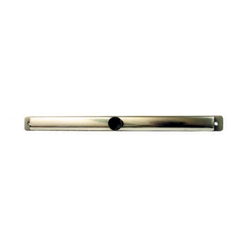 Korvausilmaventtiili kiiltävä alumiini 90 Habo Alumiini