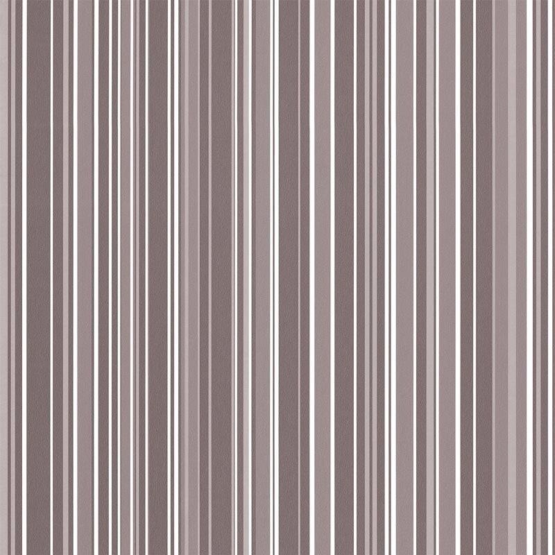 Kuitutapetti Kapearaitainen Musta|Valkoinen|Ruskea