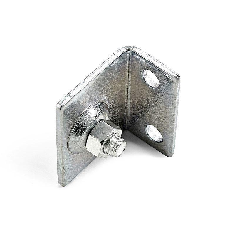 Kulmakappale K-40/75 Habo Alumiini