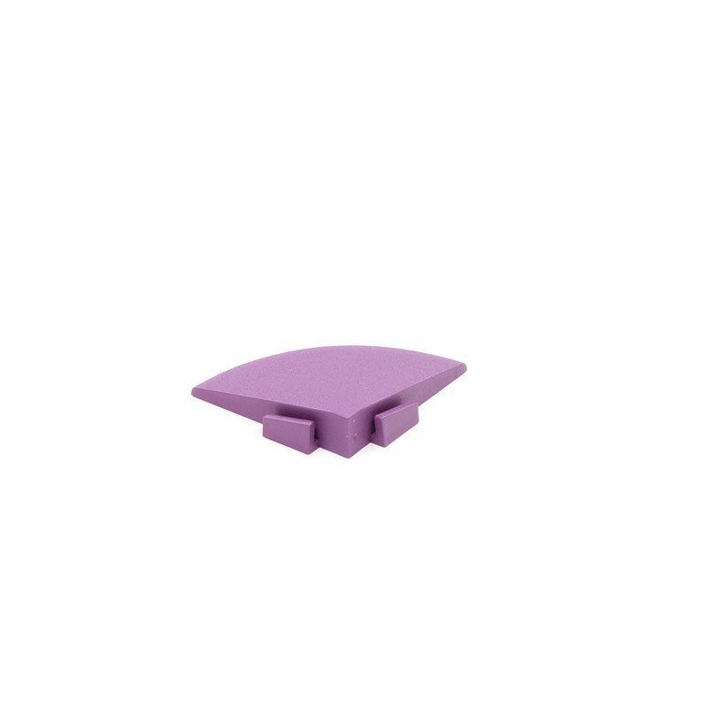 Kulmalista Warm violet