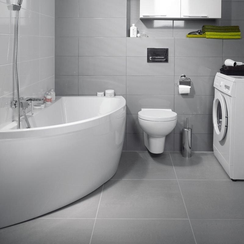Kylpyamme Nano vasemmanpuoleinen