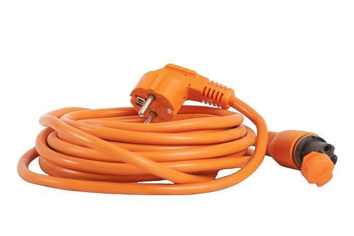 Lämmityslaitteen Johto 10m Oranssi Ax4