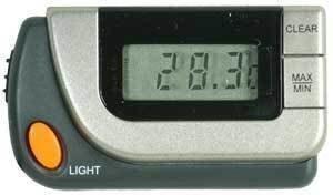 Lämpömittari Temptec