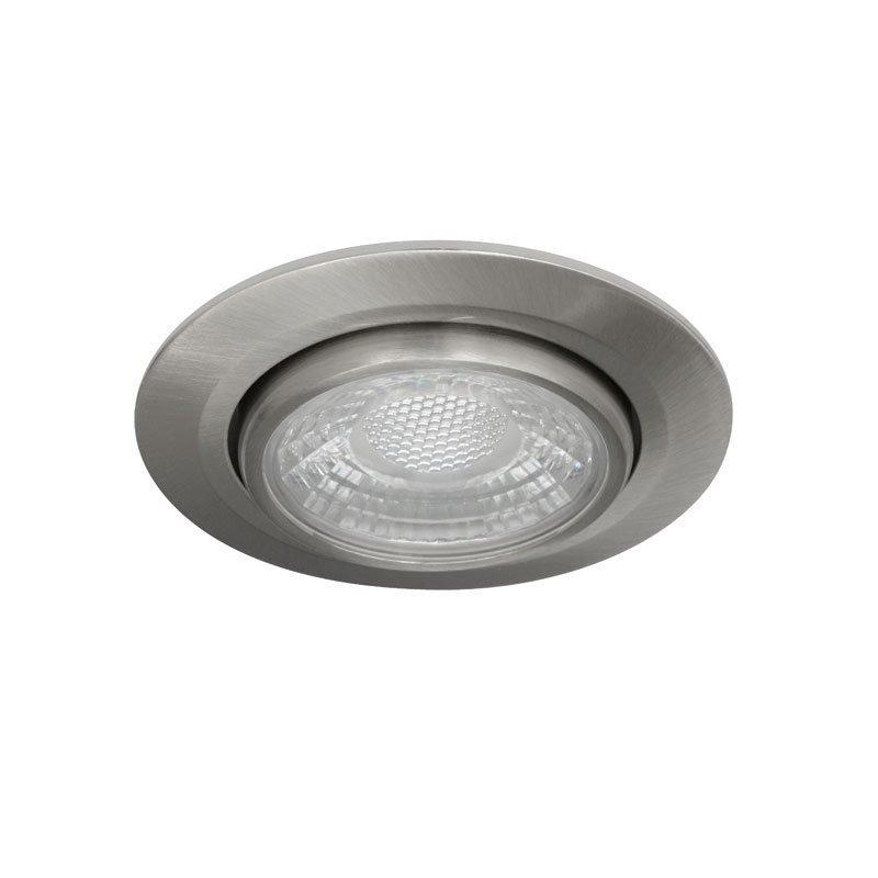 LED Alasvalo Harmaa