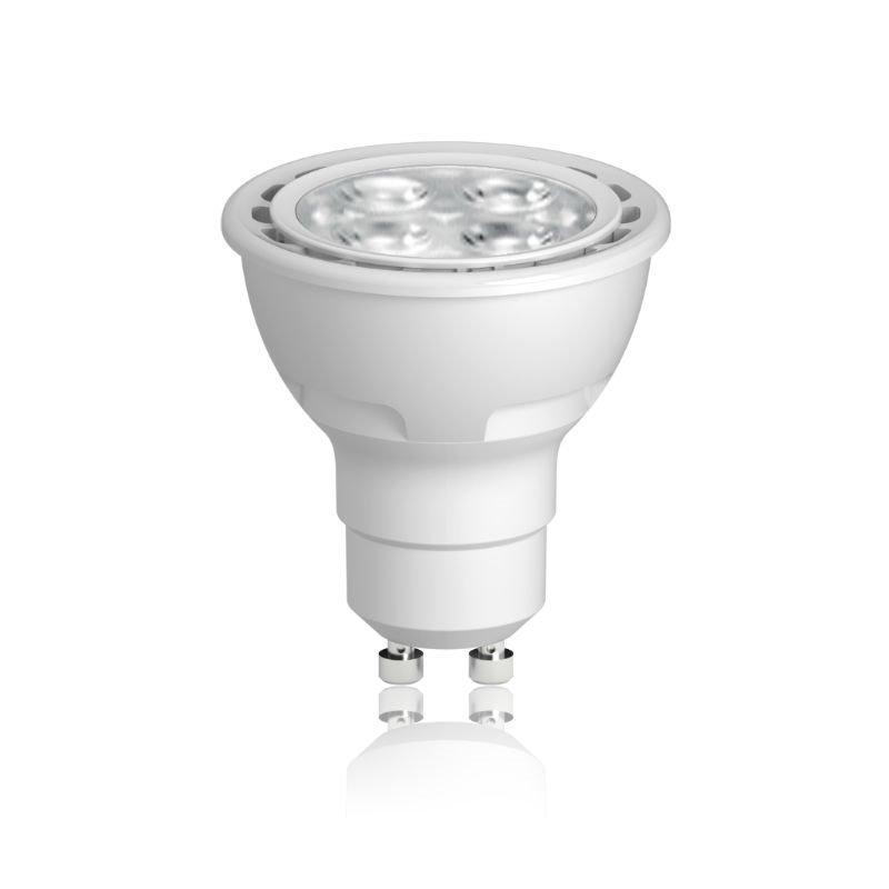 LED-hehkulamppu GU10
