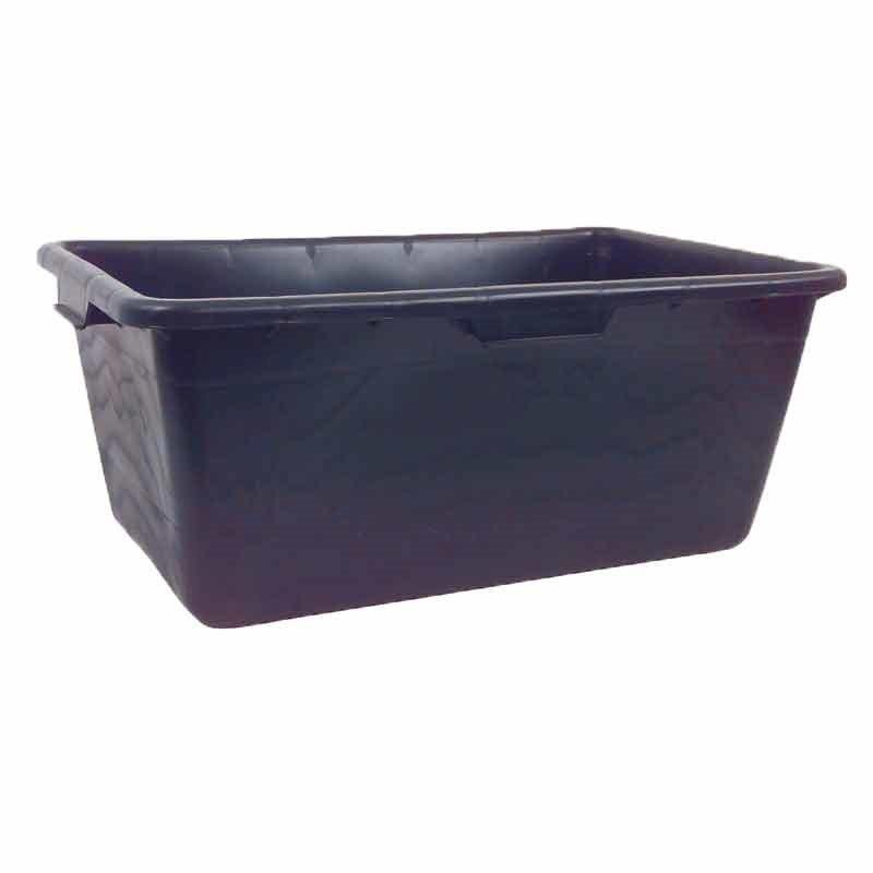 Laastisanko 40 litraa musta Musta