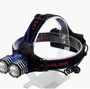 Ladattava Otsalamppu Usb 2xt6 Led 1200 Lumen Pro1lights