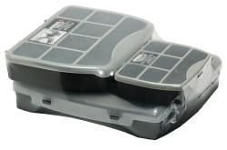 Lajitelmalaatikko 3kpl 250+190+120mm