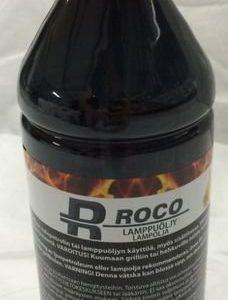 Lamppuöljy 1l Roco