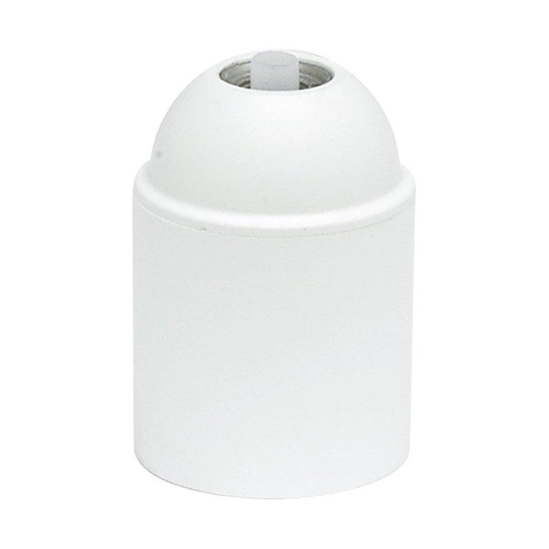 Lampunpidin E27 Malmbergs Valkoinen