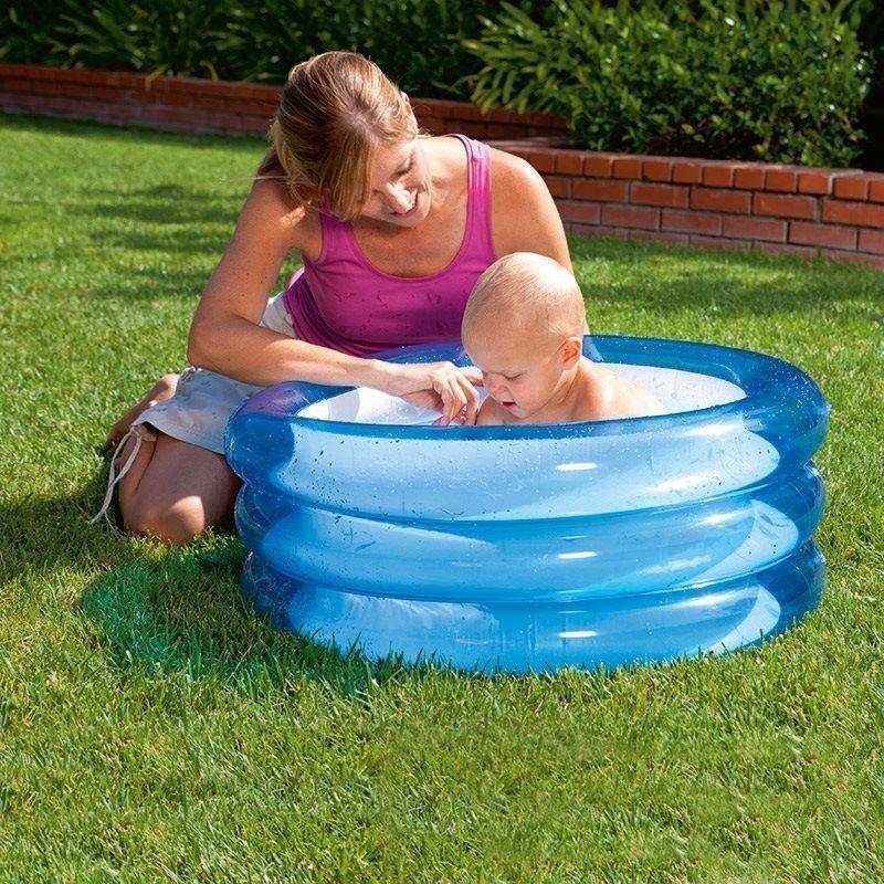 Lasten Uima-Allas Kiddie Sininen|Keltainen