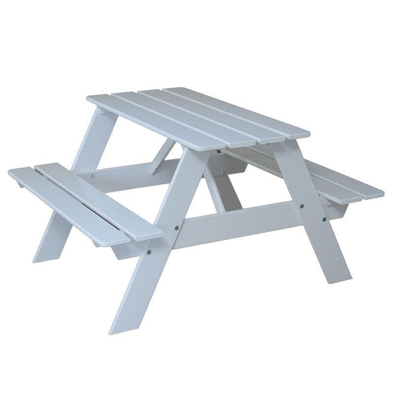 Lastenpöytä JABO Valkoinen