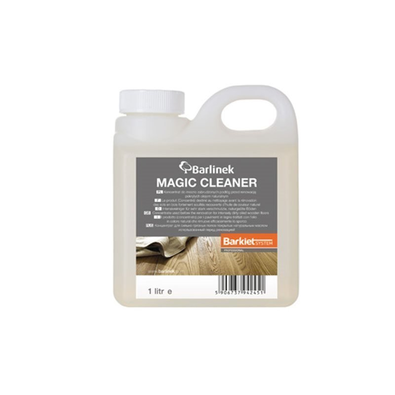 Lattian puhdistusaine magic cleaner Barlinek