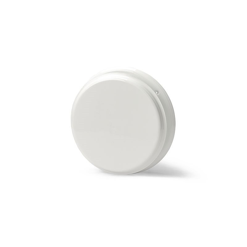 Lautasventtiili TL125 Habo Valkoinen