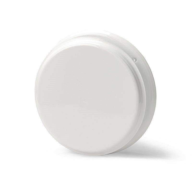 Lautasventtiili Tl100mm teräs Habo valkoinen Valkoinen