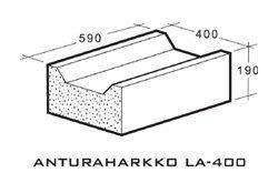 Leca Anturaharkko LA-400