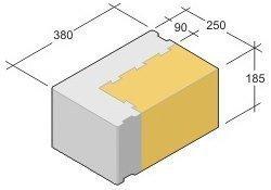 Leca Design harkko LTH-380 ulkokulma