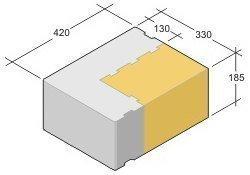Leca Design harkko LTH-420 sisäkulma