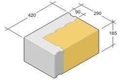 Leca Design harkko LTH-420 ulkokulma