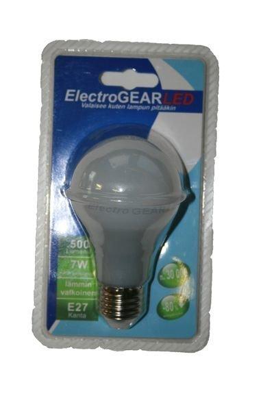 Led-Lamppu 7w E27 Electrogear
