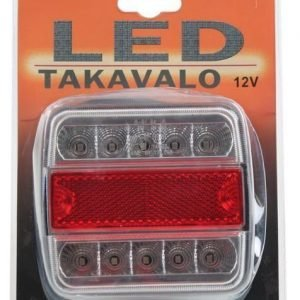 Led-Takavalo 12v Mr-Tuote