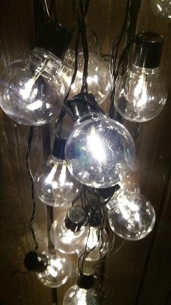 Led-Valosarja Hehkulamppu