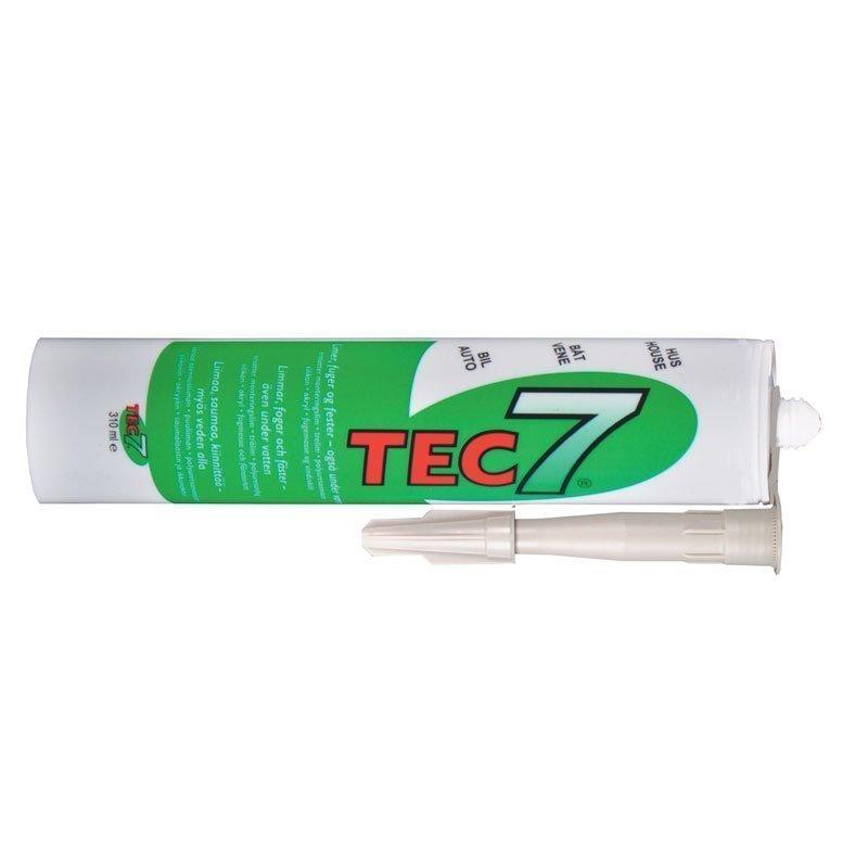 Liima- ja Rakennusmassa Tec7 Valkoinen