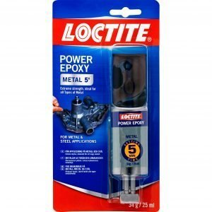 Loctite Power Epoxy Metal Epoksiliima 25 Ml