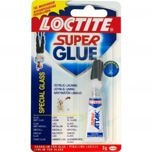 Loctite Special Glass Pikaliima Lasille 3 G