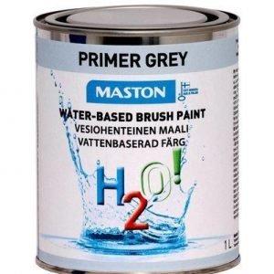 Maali Harmaa Pohjamaali 1l Maston H2o! Primer