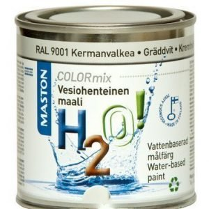 Maali Kermanvalkea Ral9001 250ml Maston H2o!