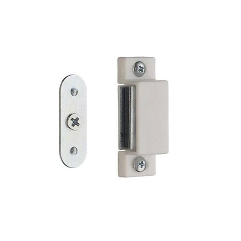 Magneettilukko Säästöpakkaus Beslagsboden B301/10 Valkoinen