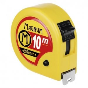 Magnum Rullamitta 10m 25mm