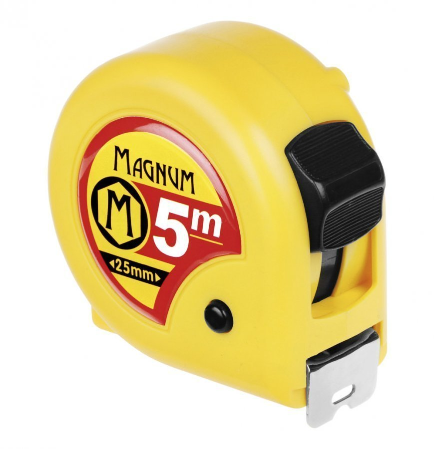 Magnum Rullamitta 5m 25mm