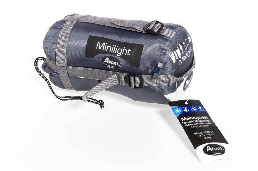 Makuupussi Microlight +11-+21°C Atom Outdoors