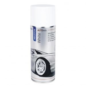 Maston Automix White Spray Spraymaali 400 Ml