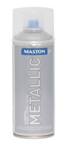 Maston Metallic Spraymaali 400 Ml