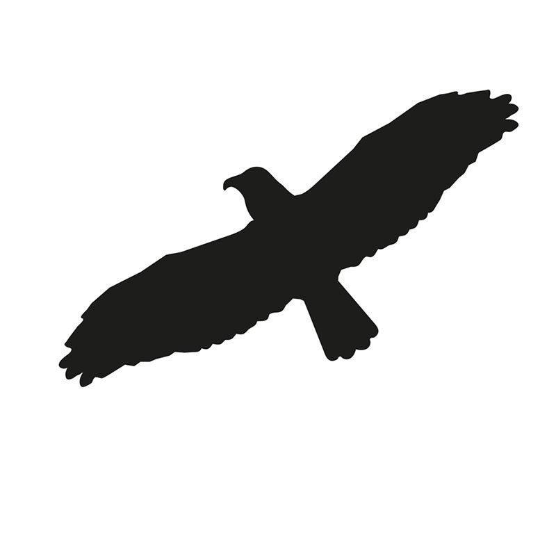 Merkki Habo lintu Valkoinen|Musta