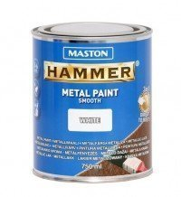 Metallimaali 750ml Maston Hammer