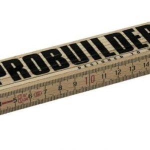 Metrimitta 2m Puinen Probuilder