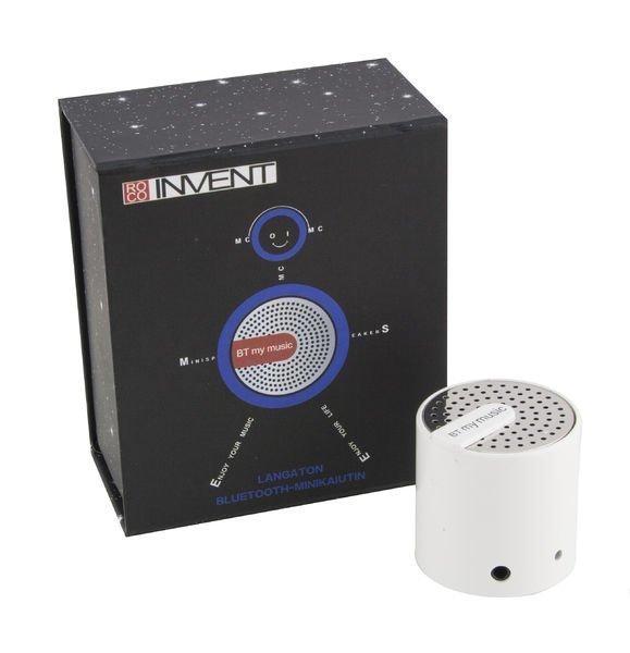 Minikaiutin Bluetooth:Lla Roco Invent